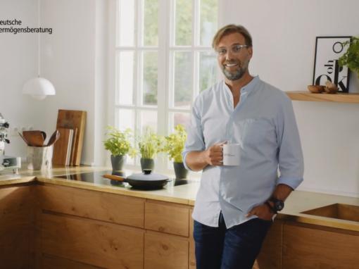 DVAG – Klartext mit Klopp (TV Campaign)