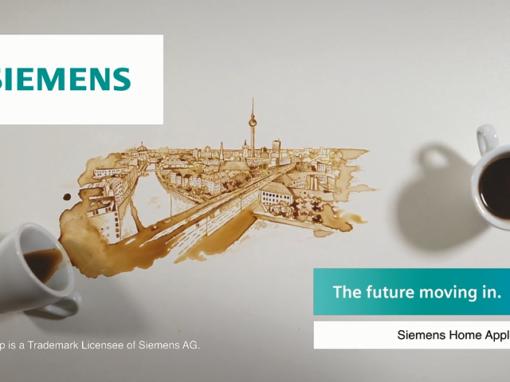 Siemens – The Art of Coffee (Berlin)